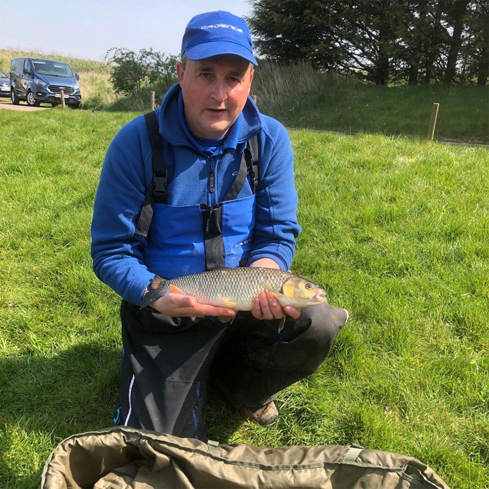 Stillwater Chub Fishing