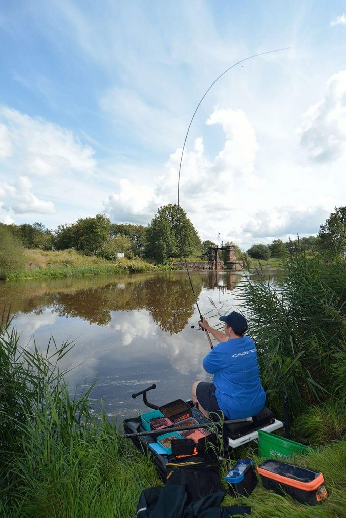 Feeder Fishing on Slow Rivers