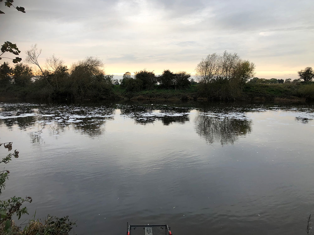 Roach Fishing on the River Trent