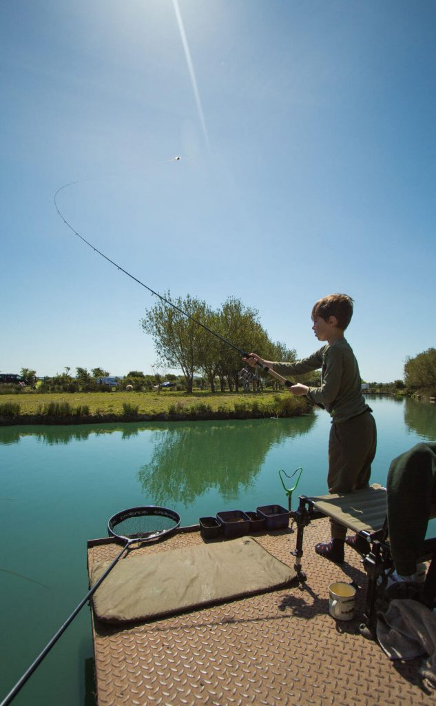 Practice makes perfect at Acorn Fisheries