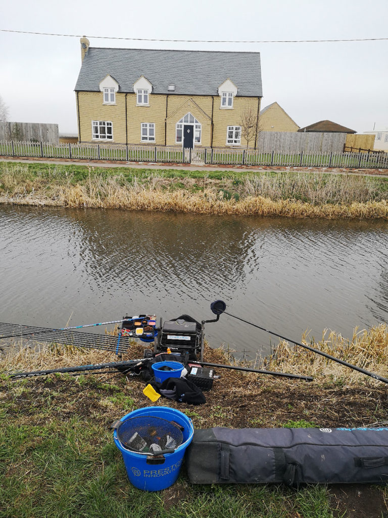 Angling Trust Winter League Final