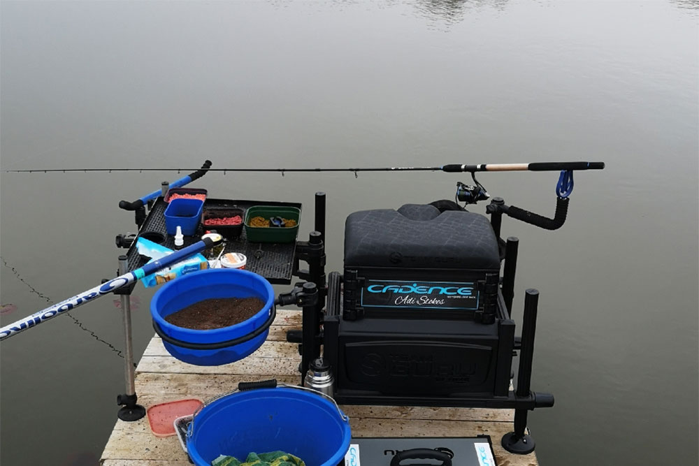 Feeder Fishing for Bream