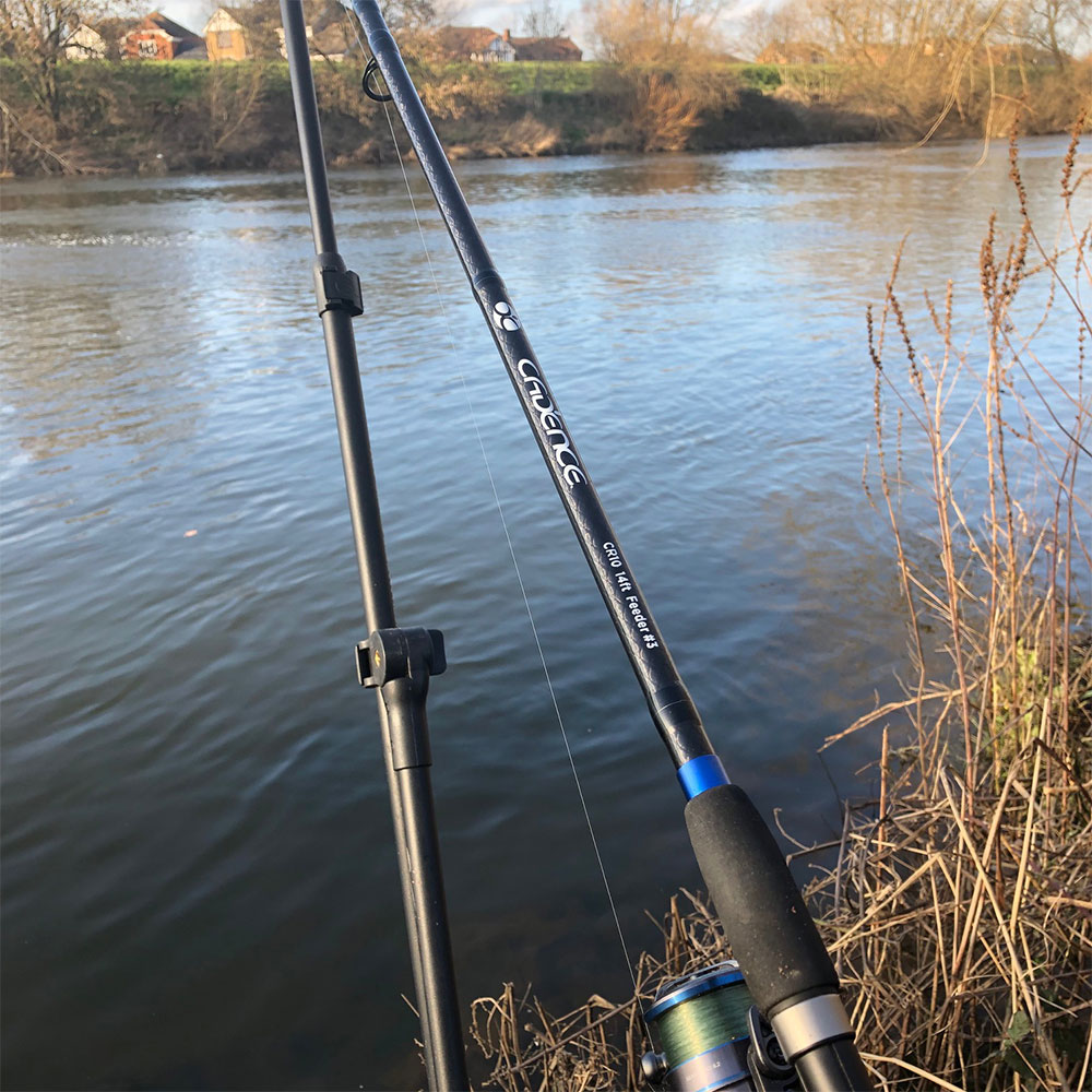 Cadence 14ft #3 Feeder Rod