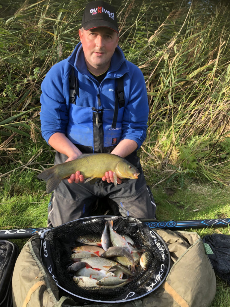 Become an angling mentor