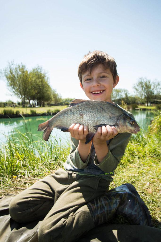 Nice Acorn Fisheries bream