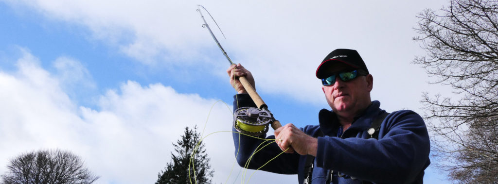 Double-Handed Fly Fishing Rods